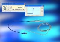 高精密电阻式温度测量探头(USB接口)