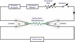 电阻检测电路原理